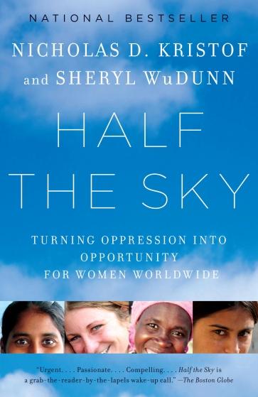 Half the Sky. Digital image. Empowered. N.p., n.d. Web. 26 Jan. 2013.